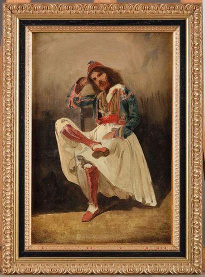 Eugène DELACROIX (Charenton Saint Maurice...