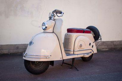 1954 Hans Glas Isaria Goggo Type S150