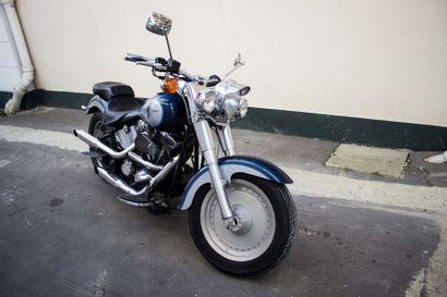 1999 Harley Davidson Fat Boy