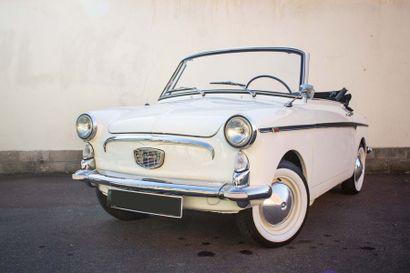 1963 Autobianchi Eden Roc