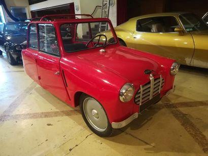 c1955 MOCHET TYPE CM Chassis n° 3821