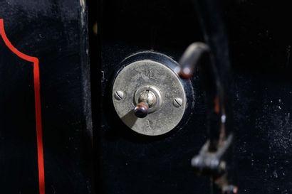 1898 Delahaye Type 0 Numéro moteur 602  Numéro boîte de vitesse 602  Carte grise...