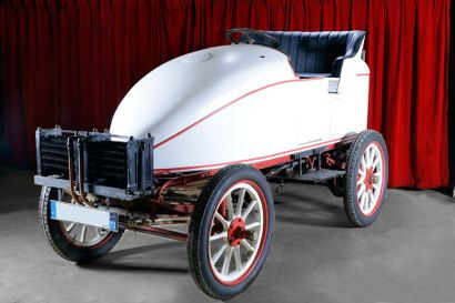 1902 Gardner Serpollet Type F