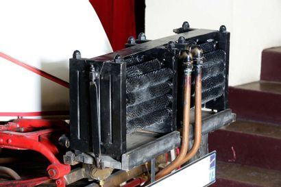 """1902 Gardner Serpollet Type F """"Œuf de Pâques"""" Base châssis type F  Numéro de série..."""