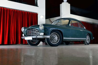 1955 Salmson 2300 S Coupe