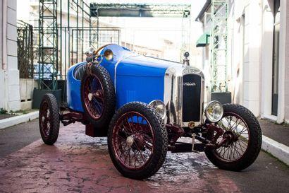 c1923 Amilcar Type CS