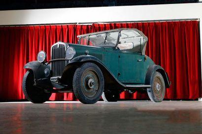 c1933 Fiat 6CVF Cabriolet Kelsh