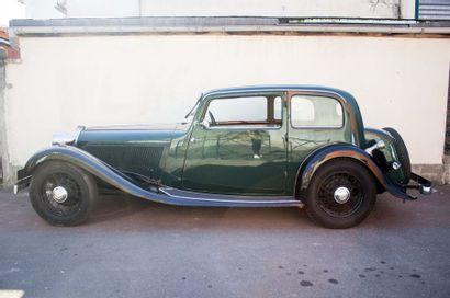 1938 Talbot Lago T120 Baby Sport Numéro de série 85313 Motorisée par le fabuleux...