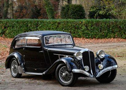 1936 Delahaye 135 Coupé Labourdette