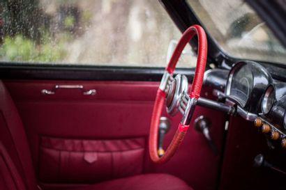 1951 SIMCA 8 Sport Numéro de série 913341  L'une des Simca les plus désirables  Carrosserie...