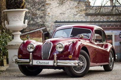 1957 Jaguar XK 140 SE Fixed Head Coupé