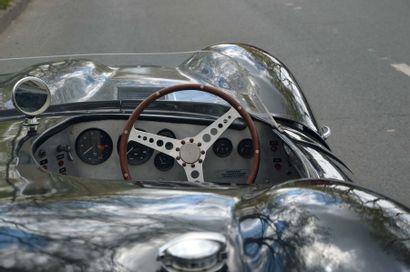 1973 Jaguar Type D Replica Numéro de série 2T.1337BW  Titre de circulation britannique...