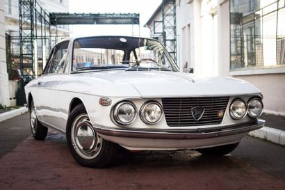 1968 Lancia Fulvia 1,2