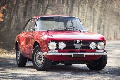 1972 Alfa Romeo Giulia 1600 GT
