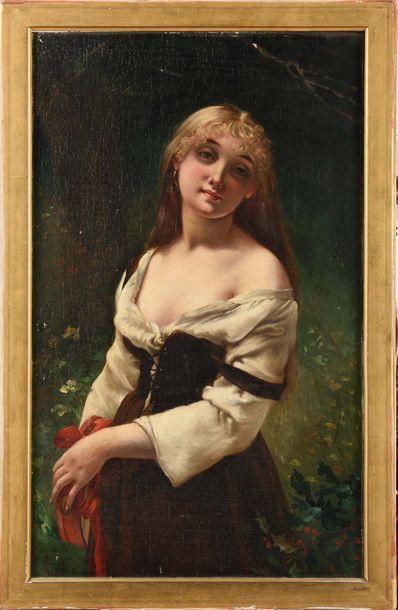 Emma ARBEL (1829-1884) Ecole française du...