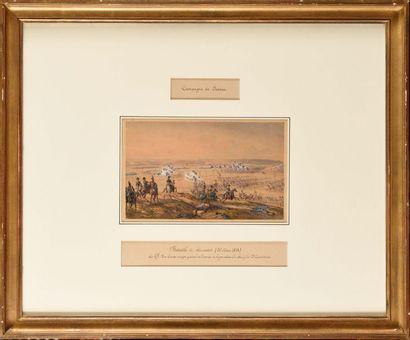 Théodore JUNG (1803-1865) «Episode de la...