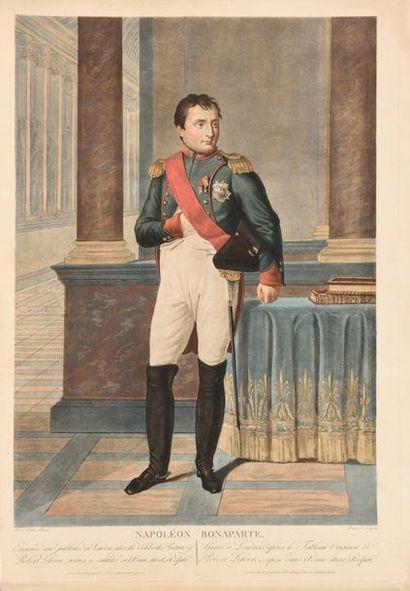 Robert LEFEVRE (1755-1830), d'après Gravé...