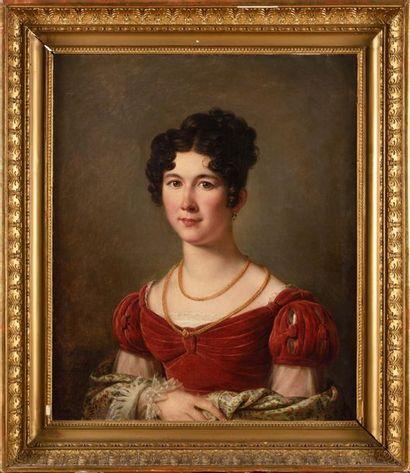 Nicolas GOSSE (Paris 1787 - Soncourt- Sur-Marne...