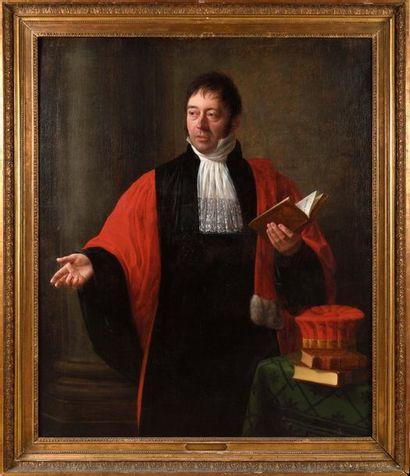 Charles Pierre VERHULST (Malines 1774 - Bruxelles...