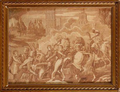 GAUTHEROT, d'après. « L'Empereur Napoléon...