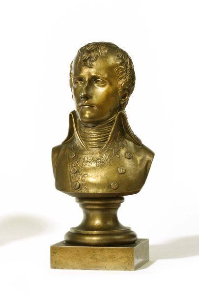 BOIZOT, d'après. « Bonaparte, Premier consul...
