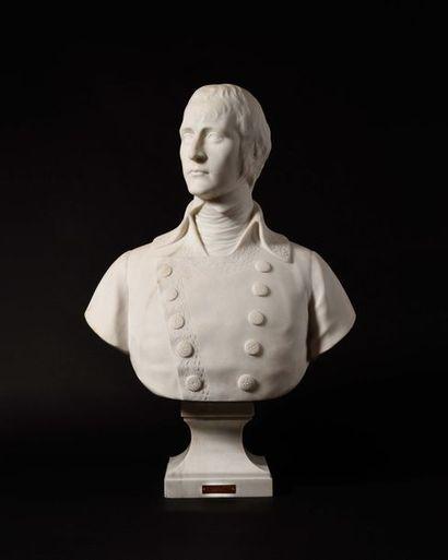 Charles Louis CORBET (1758-1808), d'après...