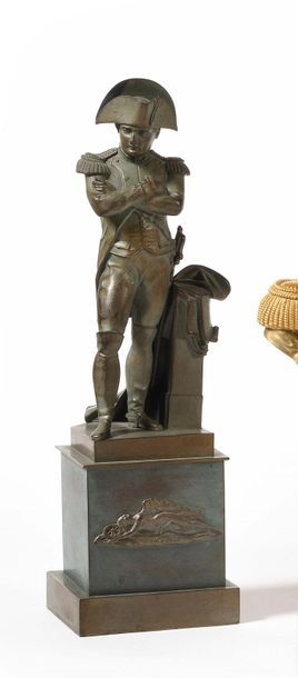 GUILLEMIN, d'après «Napoléon 1er en pied,...