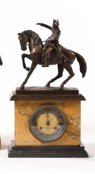 Armand Le VEEL, d'après «Napoléon à cheval»...