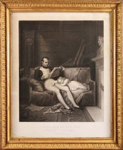 Carl Von STEUBEN, d'après «Napoléon et son...