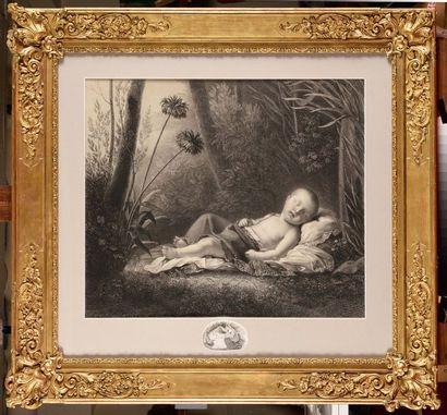 Pierre-Paul PRUD'HON (1758-1823), d'après...