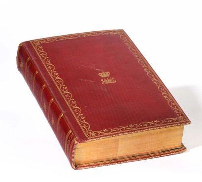 Bibliothèque de l'Impératrice Marie-Louise...