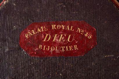 FRANCE ORDRE DE LA LEGION D'HONNEUR, institué en 1802. Plaque de grand-croix d'époque...
