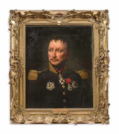 Pierre-François DELORME (Paris 1783 - 1859)...