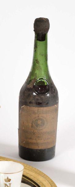 « Cognac Napoléon 1811 Grande Réserve »....