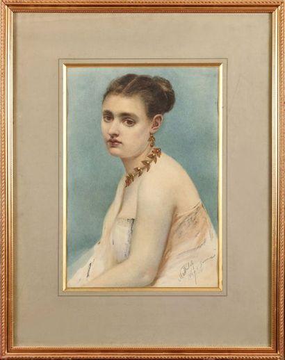 Princesse Mathilde BONAPARTE (1820-1904)...