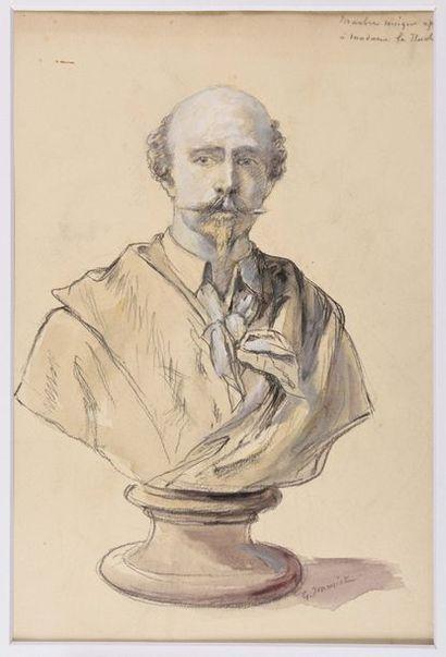 Pierre Georges JEANNIOT (1848-1934) « Le...