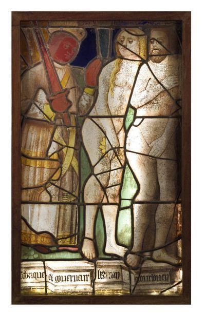 ATELIER CHAMPENOIS du XVIème siècle Rare...