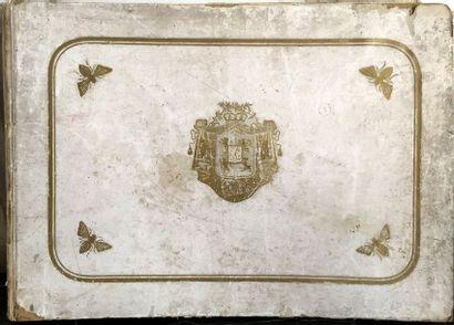 LA GARDE-CHAMBONAS (Comte Auguste de). Album...