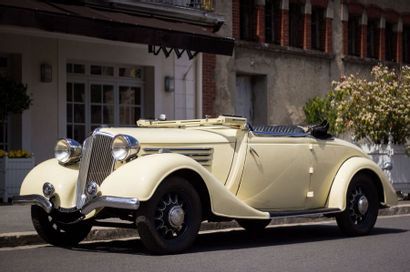 1935 Renault Vivasport Type ACM-1 Roadster