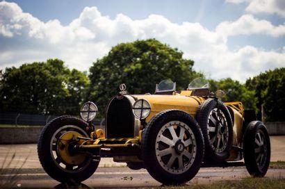 1929 Bugatti Type 35 B