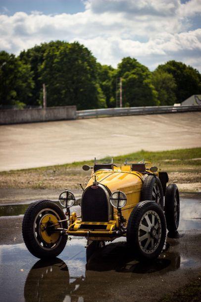 1929 Bugatti Type 35 B Rencontre avec une Bugatti Type 35 B, de 1929 from Osenat...