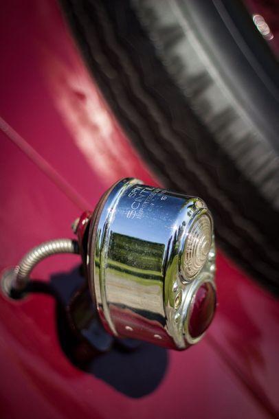 1937 Bugatti Type 57  Châssis n° 57443  Carrosserie Graber n° 350  Modèle unique...