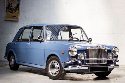 1969 Austin Princess 1300 Numéro de série 20881  Ex Paloma Picasso et ex Pierre Bergé...