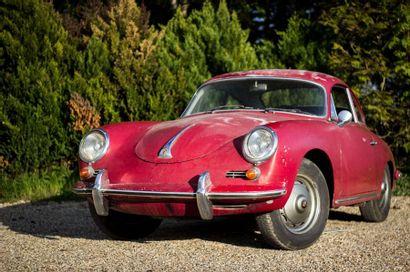 1961 Porsche 356 1600 S B-T5