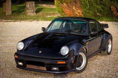 1983 Porsche 911 Type 930 Turbo 3.3