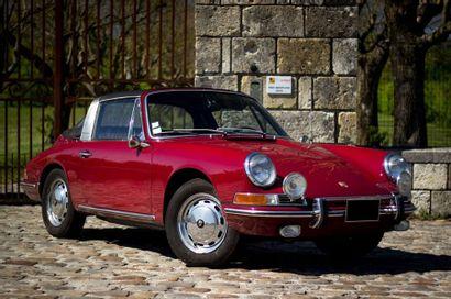 1967 Porsche 912 Targa