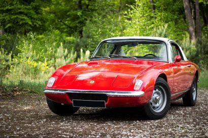 1968 Lotus Elan+2