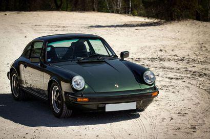 1977 PORSCHE 911 CARRERA 3.0 Numéro de série 9117600901  Numéro moteur 930/02*6670408...
