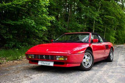 1990 Ferrari Mondial T Cabriolet