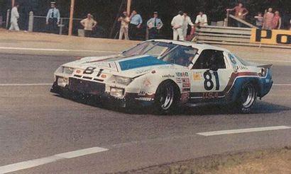 1982 Chevrolet Camaro IMSA GTO